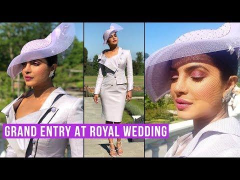 Priyanka Chopra FIRST LOOK From Meghan Markle & Pr