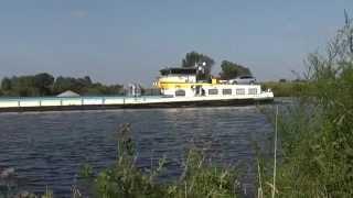 De Maas Ingang Leukermeer Haven