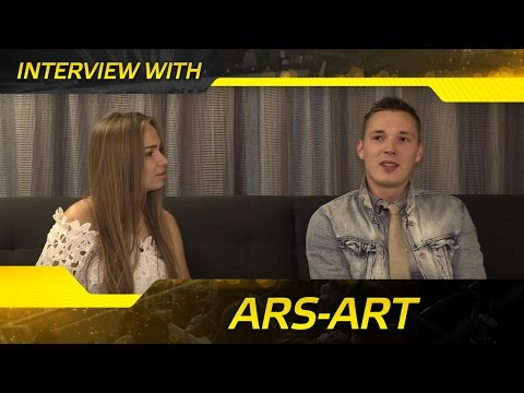 Interview with ARS-ART @ The International 2016 (ENG SUBS)
