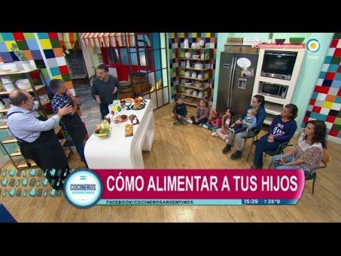 Cómo alimentar a nuestros hijos adecuadamente por el Doctor Sergio Snieg