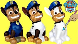 D.I.Y Paw Patrol Chase Do it Yourself Coin Bank Kids Craft