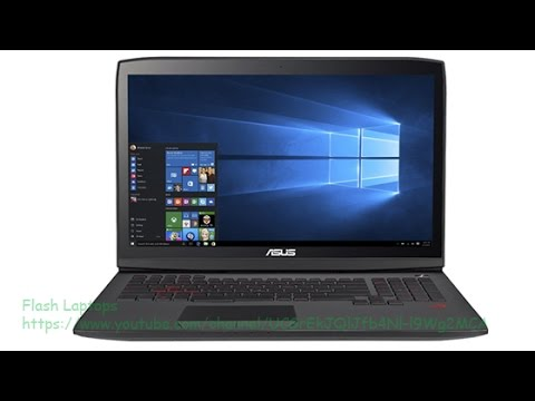 ASUS ROG G751JY-WH71(WX) Review Intel Core i7-4720HQ 2.6GHz