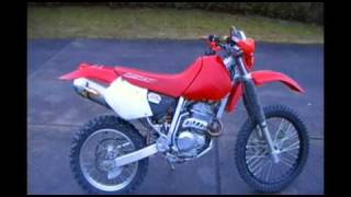 7. 2000 Honda XR250R