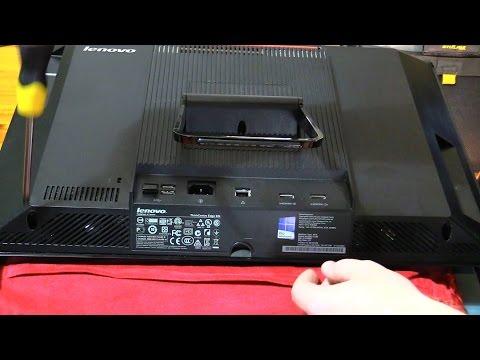 Lenovo 92Z Thinkcentre Edge disassembly