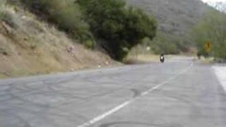 9. Yamaha Roadstar Warrior Wheelie 1700cc's
