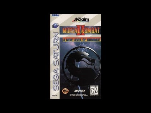 mortal kombat 2 saturn