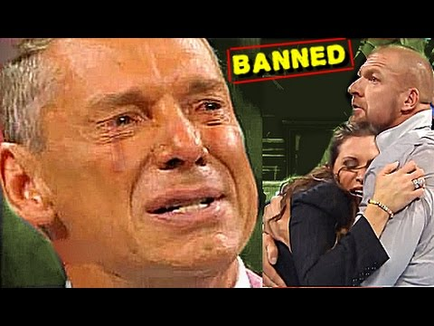 10 Reasons Why Vince McMahon Is Banned from WWE TV