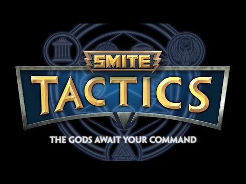 SMITE Tactics — The Gods Await Your Command (Reveal Trailer)
