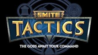 Видео к игре SMITE Tactics из публикации: SMITE Tactics: новинка от создателей Smite