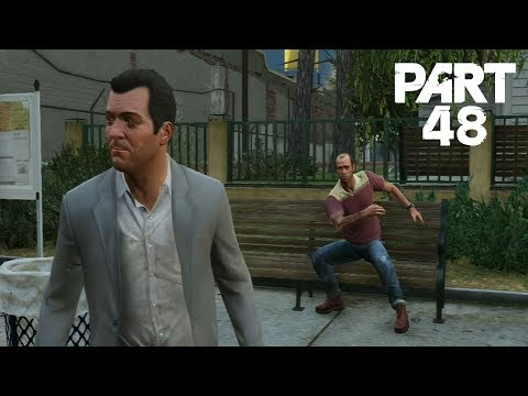 Grand Theft Auto 5 – Gameplay Walkthrough Part 48 – Dirty Cops