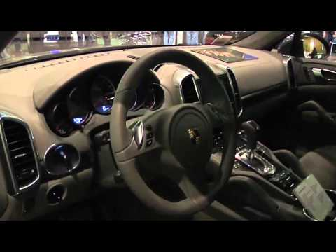Burmester CN Audio and Porsche Cayenne Where Performance Meets Performance Top Audio Video Show Milano 2010 Mozilla Firefox