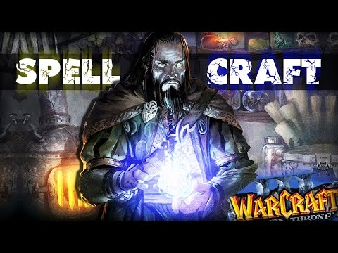 Warcraft 3 Frozen Throne - Карта Spellcraft Open 3.8.9 [2KXAOC КАСТУЙ!]