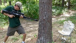 Video Shooting THROUGH Trees!  PUBG in Real Life MP3, 3GP, MP4, WEBM, AVI, FLV Agustus 2019