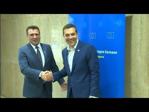 Einigung im Namensstreit mit Griechenland: Mazedonien ...