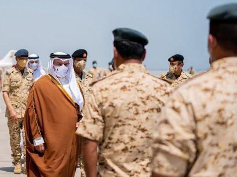 HRH the CP, Deputy Supreme Commander and PM commends the Bahrain Defence Force