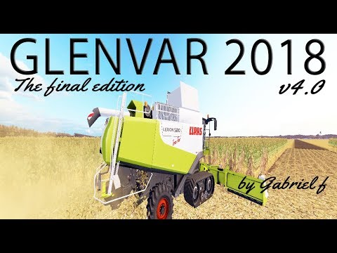 Glenvar Map 2018 v6.0 Final Version