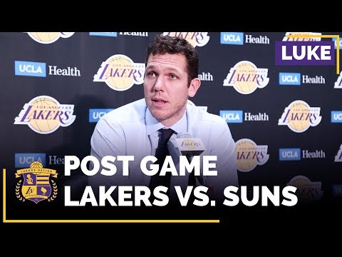Video: Luke Walton Praises Brandon Ingram, Julius Randle For Leading By Example