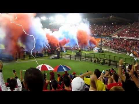 Salida Rexixtenxia Norte//DIM 0- 0 itagui - Rexixtenxia Norte - Independiente Medellín