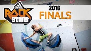 Adidas Rockstars 2016 | Finals by OnBouldering