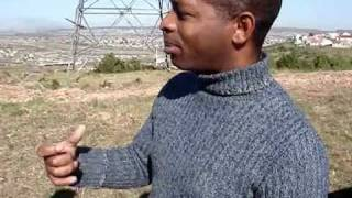 Xhosa lesson by Nelson Sebezela, guide for Calabash Tours in Port Elizabeth, South Africa, interviewed by Patrick Leighton. Filmed and edited by Silvio ...