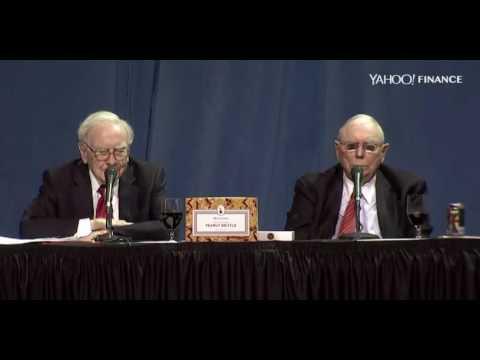 Warren Buffet on Aircraft Leasing