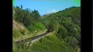 Rende Italy  city images : PAOLA COSENZA Aln 64 giu 1982 (old railway Italy SAN FILI - RENDE)