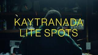 Kaytranada Lite Spots new videos