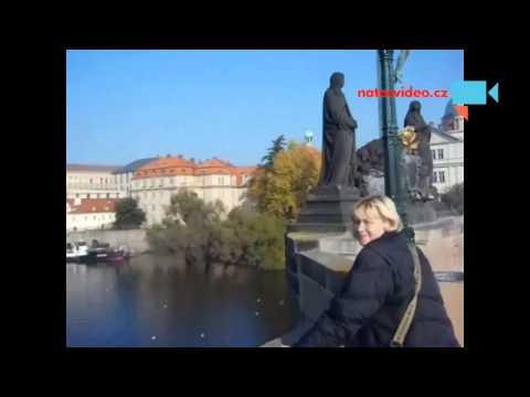 Praha je holt Praha