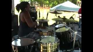 Video Reggae Drum Lessons - Dyrol Randall in performance 4 MP3, 3GP, MP4, WEBM, AVI, FLV Agustus 2018