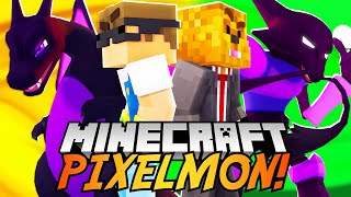 Fluffy and I are Chickens now | PIXELMON