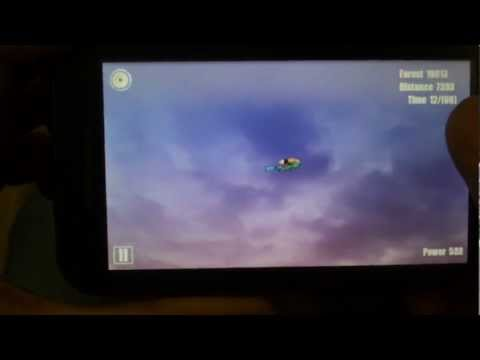 Video of Jet Fly(II)