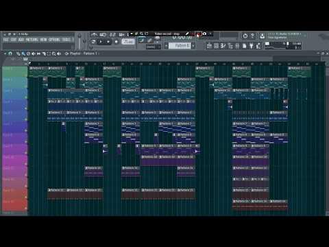3:16am - Jhene Aiko (FL Studio Remake)