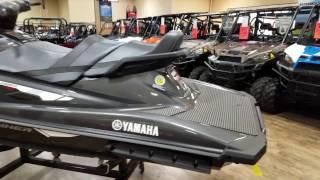 8. 2017 YAMAHA VX Cruiser HO