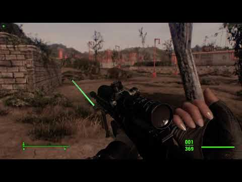 Fallout 4 2020 Mod MM takeover Nuka world test