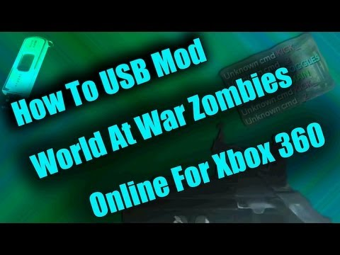 World War Usb Gamesave Mod Menu Youtube