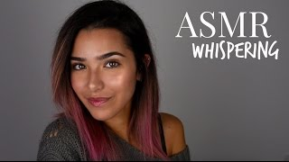 Video ASMR Whispered Answering Your Questions! MP3, 3GP, MP4, WEBM, AVI, FLV Juni 2018