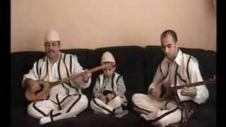 MUZIKA FOLKLORIKE SHABAN HAMZAJ SAMIR HAMZAJ  17 SHKURT 2008 TEXTIN    EKA PUNUE SHABAN HAMZAJ