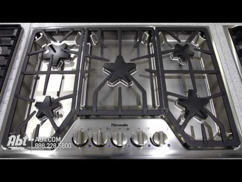 Thermador Masterpiece Gas Cooktop SGS305FS Overview