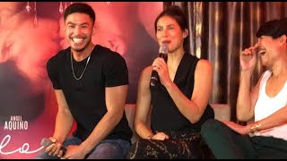 Video Ang SARAP!! DILA ni TONY, totoong-totoo! Hindi PEKE, sabi ni Ms. ANGEL! MP3, 3GP, MP4, WEBM, AVI, FLV Januari 2019