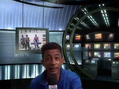 Repórter WILL no Show em Mutuipe