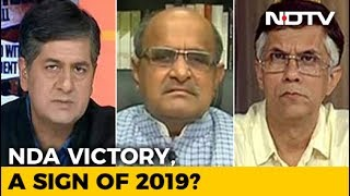 Amid cross-voting and a loosely united opposition, NDA's pick Ram Nath Kovind has won the presidential poll with a magnificent margin. On Reality Check, we debate what today's result means for 2019.NDTV is one of the leaders in the production and broadcasting of un-biased and comprehensive news and entertainment programmes in India and abroad. NDTV delivers reliable information across all platforms: TV, Internet and Mobile. Subscribe for more videos: https://www.youtube.com/user/ndtv?sub_confirmation=1Like us on Facebook: https://www.facebook.com/ndtvFollow us on Twitter: https://twitter.com/ndtvDownload the NDTV Apps: http://www.ndtv.com/page/appsWatch more videos: http://www.ndtv.com/video?yt