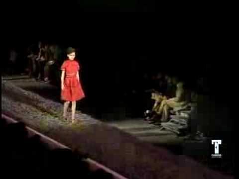 Top Model embarrassing moment