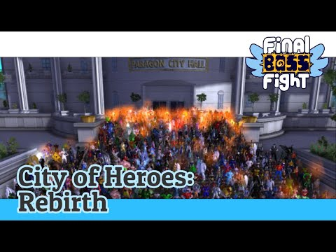 Video thumbnail for The Origin of The Sapphire Volt – City of Heroes: Rebirth – Final Boss Fight