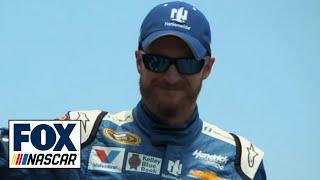 Dale Earnhardt Jr. Speaks Out About Head Injury - 'NASCAR Race Hub' by FOX Sports
