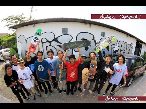 Balaidesa - Sehari di Motion Skatepark