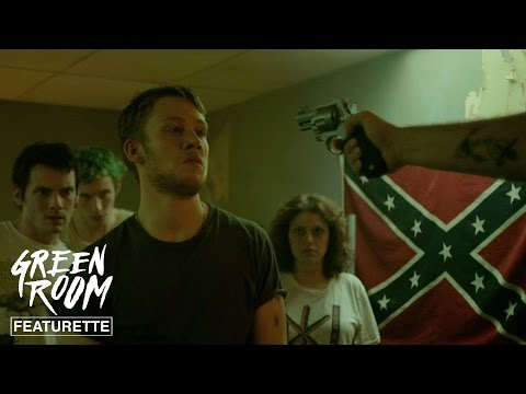Green Room l A Punk Rock Standoff l Official Featurette HD | A24