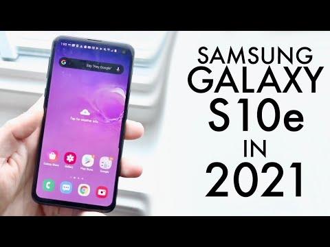 Samsung Galaxy S10e In 2021! (Still Worth It?) (Review)