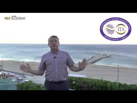 NLP Trainers Training - Grinder/Bostic/Carroll