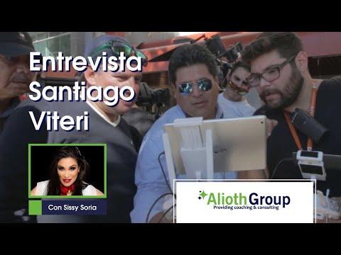 Entrevista a Santiago Viteri con Sissy Soria
