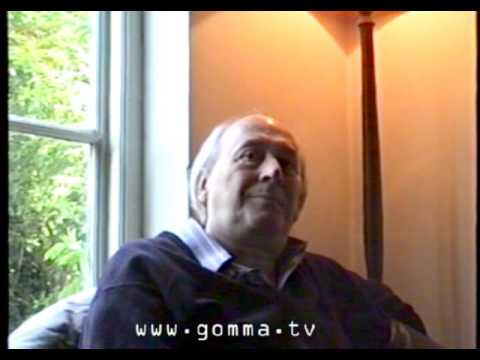 jg ballard - This videointerview was recorded on the 10th may 1994 in Shepperton at JG Ballard's home by me, E.